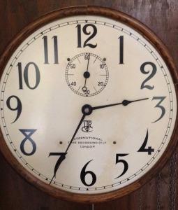 Clock by international time recording co ltd.