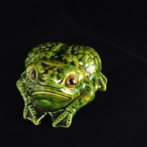 Majolica Toad